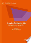 Debating Bad Leadership