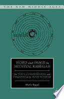 Word and Image in Medieval Kabbalah