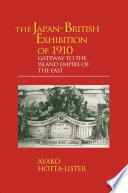 The Japan British Exhibition of 1910