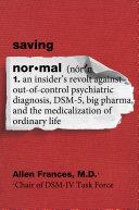 Saving Normal [Pdf/ePub] eBook