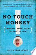 No Touch Monkey  Book PDF