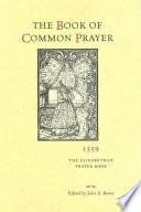 The Book of Common Prayer  1559