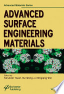 Advanced Surface Engineering Materials Book