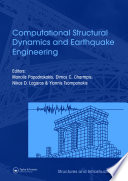Computational Structural Dynamics and Earthquake Engineering Book