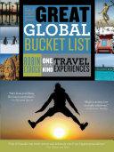The Great Global Bucket List Pdf/ePub eBook