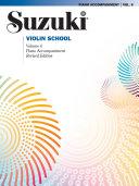 Suzuki Violin School   Volume 6  Revised