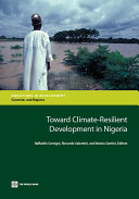 Toward Climate Resilient Development in Nigeria