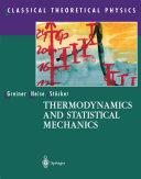 Thermodynamics and Statistical Mechanics Pdf/ePub eBook