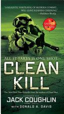 Clean Kill [Pdf/ePub] eBook