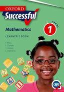 Books - Oxford Successful Mathematics Grade 1 Learners Book   ISBN 9780199048762
