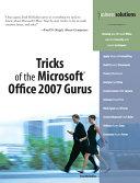Tricks of the Microsoft Office 2007 Gurus  Adobe Reader