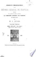 Aparato bibliográfico de la historia general de Filipinas  : deducido de la colección que posee en Barcelona la Compañía General de Tabacos de dichas islas. (Años 1887-1905-1811-1905) , Band 3