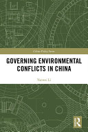 Governing Environmental Conflicts in China