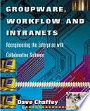 Groupware Workflow And Intranets Book PDF