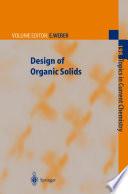 Design of Organic Solids