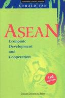 ASEAN Economic Development and Cooperation