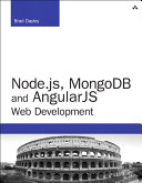 Node js  MongoDB  and AngularJS Web Development