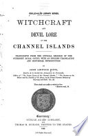 Witchcraft and Devil Lore in the Channel Islands