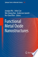 Functional Metal Oxide Nanostructures Book