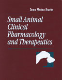 Small Animal Clinical Pharmacology and Therapeutics