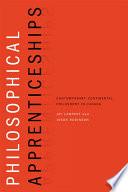 Philosophical Apprenticeships Book