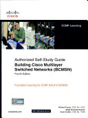 Ccnp Self Study Building Cisco Multilayer Switched Networks Bcmsn 4 E