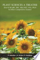 PLANT SCIENCES A TREATISE Book