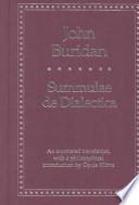 Summulae de Dialectica Book
