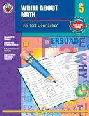 Write About Math  Grade 5
