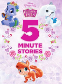 Disney Palace Pets 5 Minute Stories