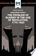 The Problem Of Slavery In The Age Of Revolution 1770 1823 [Pdf/ePub] eBook