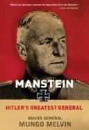 Manstein [Pdf/ePub] eBook