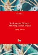 Environmental Factors Affecting Human Health