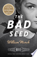 The Bad Seed Book PDF