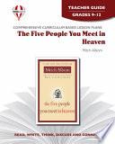 The Five People You Meet in Heaven Teacher Guide