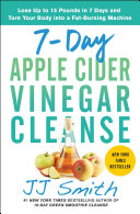 7-Day Apple Cider Vinegar Cleanse Pdf/ePub eBook