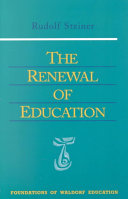 The Renewal of Education