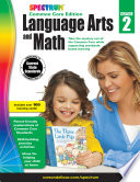 Spectrum Language Arts And Math Grade 2
