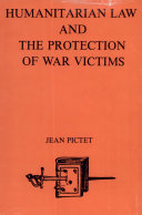 Humanitarian Law and the Protection of War Victims