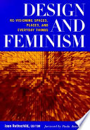Design and Feminism Book