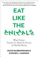 Eat Like the Animals