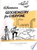 Geochemistry for everyone
