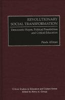 Revolutionary Social Transformation