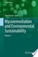 Mycoremediation and Environmental Sustainability Book