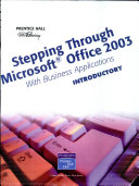 Stepping Through Microsoft Office 2003