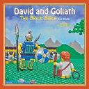 David   Goliath  The Brick Bible for Kids