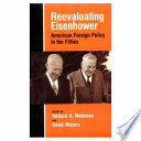 Reevaluating Eisenhower