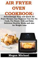 Air Fryer Oven Cookbook Pdf/ePub eBook