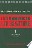The Cambridge History Of Latin American Literature Book PDF