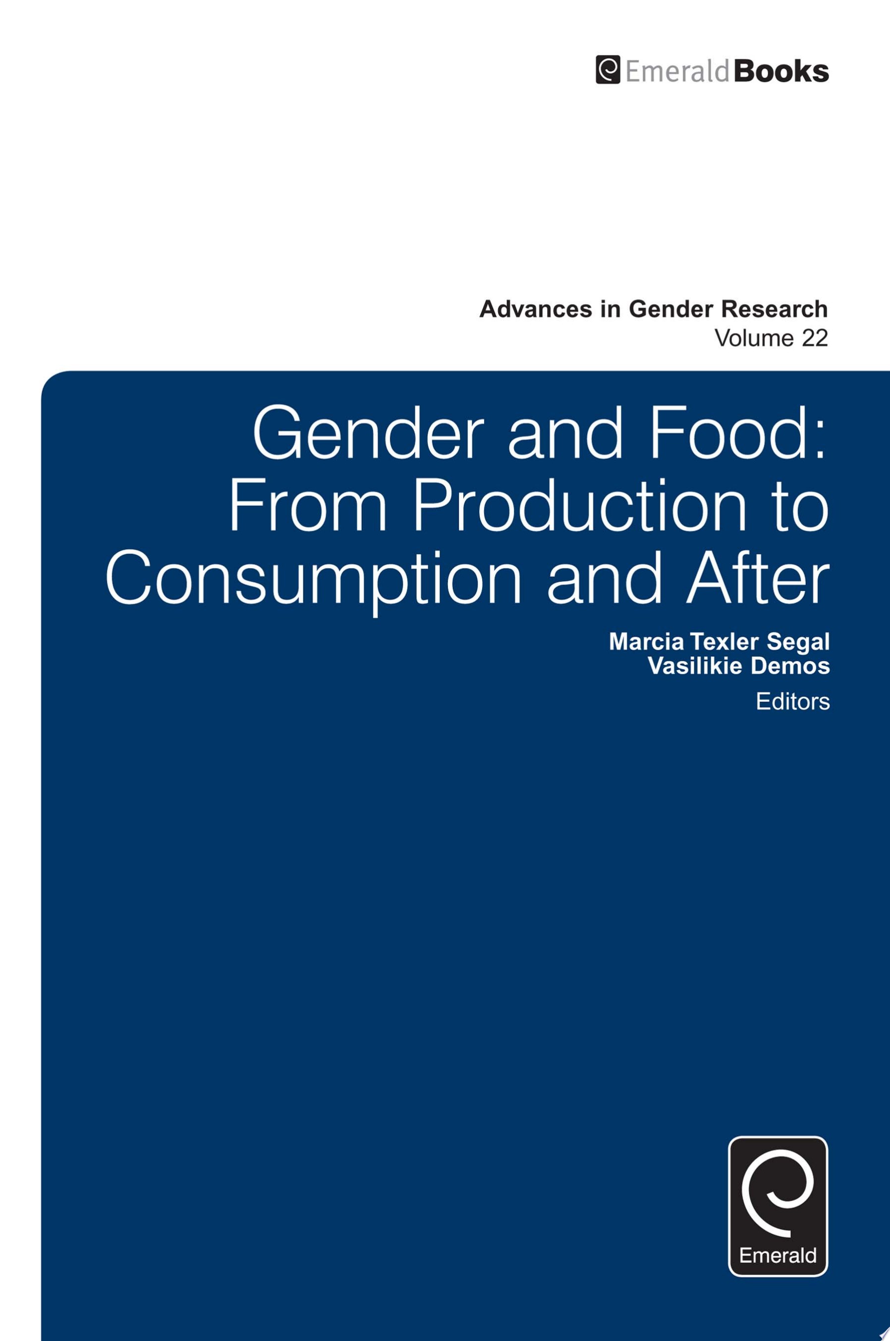 Gender and Food